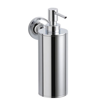 Kohler K-14380-CP Purist Wall-Mounted Soap Dispenser - Chrome
