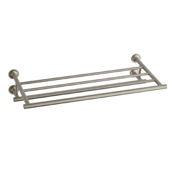 Kohler K-14381-BN Purist Towel Shelf - Brushed Nickel
