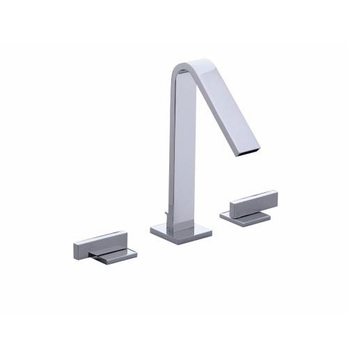 Kohler K-14661-4-CP Loure Two Handle Widespread Lavatory Faucet - Chrome
