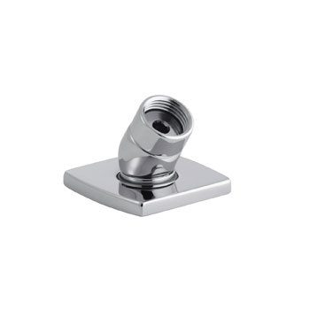 Kohler K-14789-CP Loure Deck-Mount Handshower Holder - Chrome