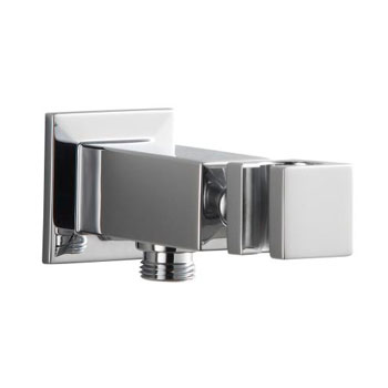 Kohler K-14791-CP Loure Wall-Mount Handshower Holder - Chrome