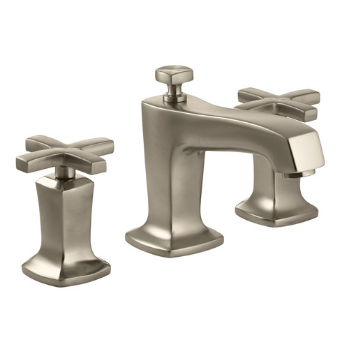 Kohler K-16232-3-BV Margaux Two Handle Widespread Lavatory Faucet - Brushed Bronze