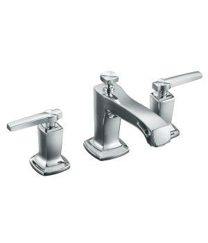 Kohler K-16232-4-CP Margaux Widespread Lavatory Faucet - Chrome