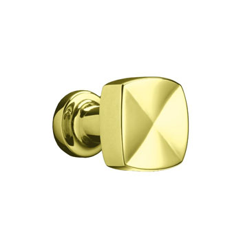 Kohler K-16262-AF Margaux Knob Cabinet Hardware - French Gold