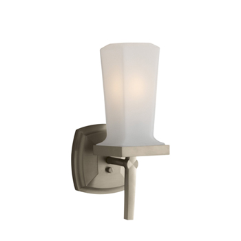 Kohler K-16268-BV Margaux Single Wall Sconce - Brushed Bronze