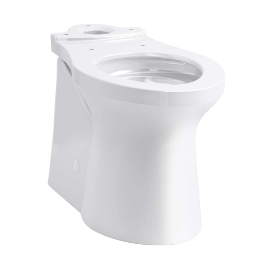 Kohler K-20148-0 Betello Comfort Height Elongated Chair Height Toilet Bowl Only - White