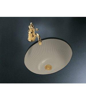 Kohler K-2219-G9 Linia Undercounter Lavatory Sink - Sandbar