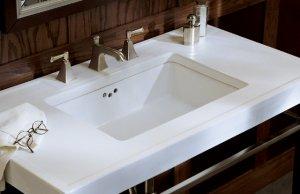 Kohler K-2297-0 Katheryn Undercounter Lavatory Sink - White