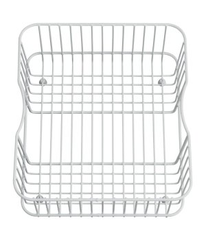 Kohler K-3277-ST Coated Wire Rinse Basket - Stainless Steel