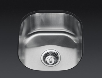K-3336 Kohler Undertone Undercounter Stainless Steel Kitchen Sink