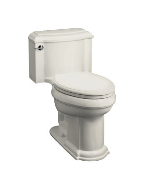 Kohler K-3488-0  Devonshire Comfort Height One Piece Elongated Toilet - White
