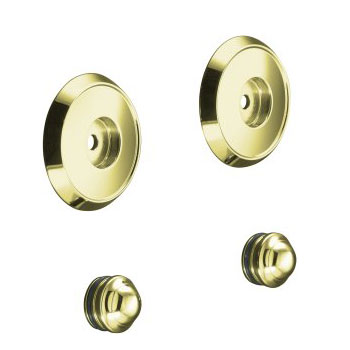 Kohler K-349-AF Forte/Bancroft Slide Bar Trim Kit - French Gold