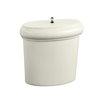 Kohler K-3613-96 Revival Toilet Tank Less Trim - Biscuit