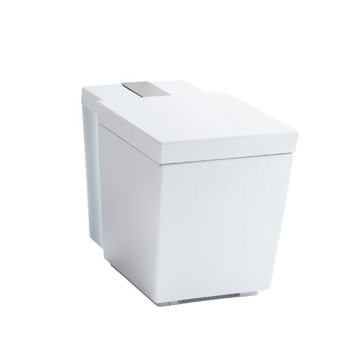 Kohler K-3901-0 Numi Comfort Height One-Piece Elongated 1.28 GPF Toilet with Integrated Bidet Technology - White
