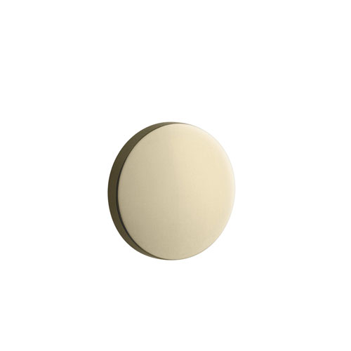 Kohler K-4061-AF Escale Bathroom Sink Overflow Caps - French Gold