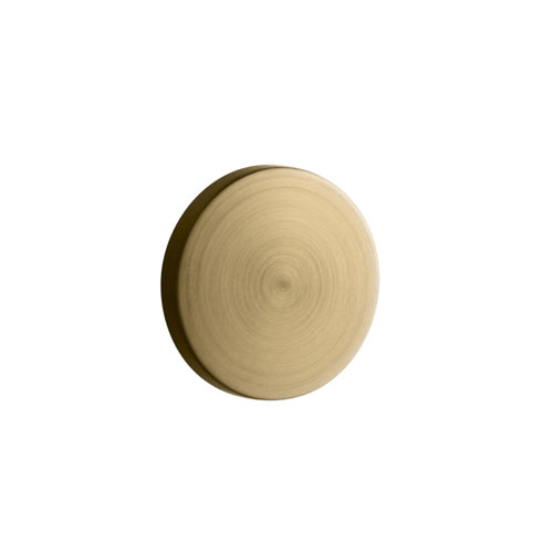 Kohler K 4061 Bgd Escale Bathroom Sink Overflow Cover Brushed Gold
