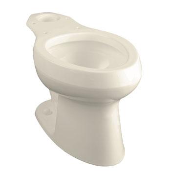 Kohler K 4303 47 Wellworth Toilet Bowl With Pressure Lite