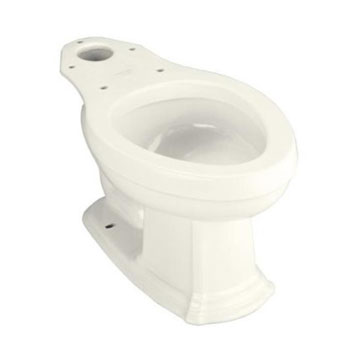 Kohler K-4317-96 Portrait Elongated Toilet Bowl - Biscuit