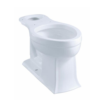 Kohler K-4356-96 Archer Comfort Height Elongated Bowl - Biscuit (Pictured in White)