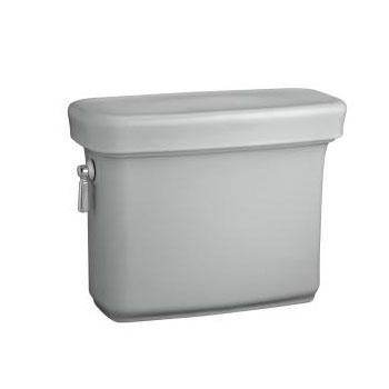 Kohler K-4383-95 Bancroft 1.28 gpf Toilet Tank - Ice Grey