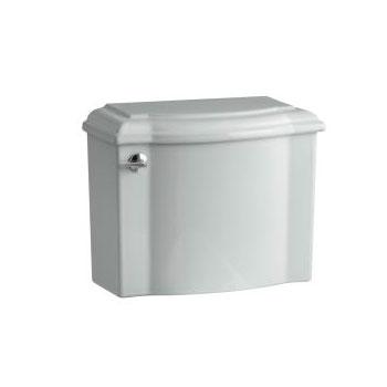 Kohler K-4438-95 Devonshire 1.28 GPF Tank - Ice Grey