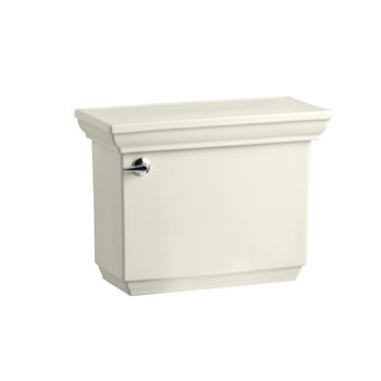 Kohler K-4473-96 Memoirs Stately Toilet Tank with Insuliner Tank Liner - Biscuit