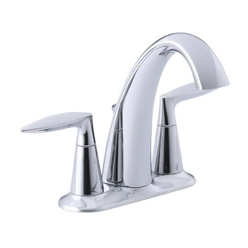Kohler K 45100 4 Cp Alteo Centerset Lavatory Sink Faucet