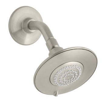 Kohler K-45125-BN Alteo Multifunction Showerhead - Brushed Nickel