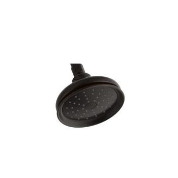 Kohler K-45412-2BZ Fairfax 2.0 gpm Single Function Showerhead with Katalyst Spray - Oil Rubbed Bronze