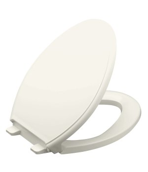 Kohler K-4733-96 Glenbury Quiet Close Elongated Toilet Seat - Biscuit