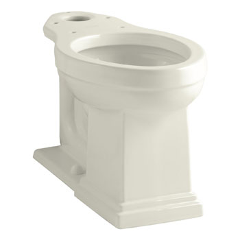 Kohler K-4799-96 Tresham Comfort Height Elongated Bowl - Biscuit