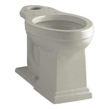 Kohler K-4799-G9 Tresham Comfort Height Elongated Bowl - Sandbar