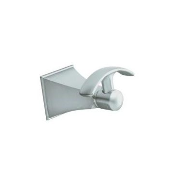 Kohler K-492-G Memoirs Robe Hook - Brushed Chrome