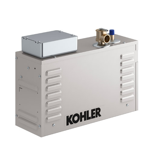 Kohler K-5529-NA Invigoration Series 9kW Steam Generator
