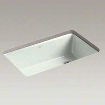 Kohler-K-5871-5UA3-FF-Riverby-Single-Bowl-Undermount-Kitchen-Sink-with-Accessories---Sea-Salt