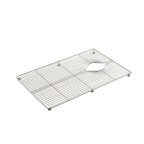 Kohler K-6129-ST Indio Sink Rack - Stainless Steel