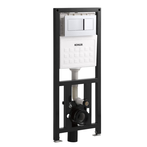 Kohler K-6284-NA In-Wall Tank and Carrier System
