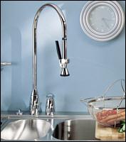 Kohler K-6330-CP ProMaster Kitchen Faucet - Chrome