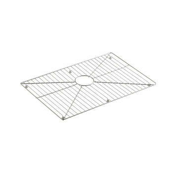 Kohler K-6466-ST Vault Bottom Basin Rack for 30
