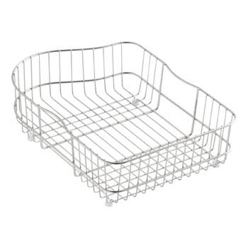 Kohler K-6603L-ST Hartland Wire Rinse Basket - Stainless Steel