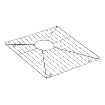 Kohler K-6641-ST Bottom Basin Rack for Vault K-3820 and K-3838 - Stainless Steel