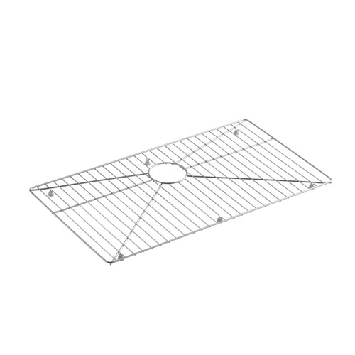 Kohler K-6644-ST Bottom Basin Rack for Vault K-3821 - Stainless Steel