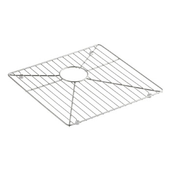 Kohler K-6646-ST Bottom Basin Rack for Vault K-3823 and K-3839 - Stainless Steel