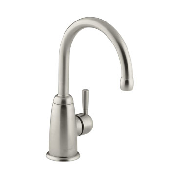 Kohler K-6665-BN Wellspring Beverage Faucet - Brushed Nickel