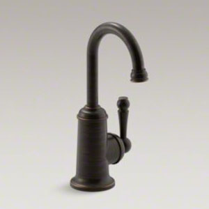 Kohler K 6666 2bz Wellspring Traditional Beverage Faucet Oil Rubbed Bronze