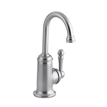 Kohler K-6666-G Wellspring Traditional Beverage Faucet - Brushed Chrome