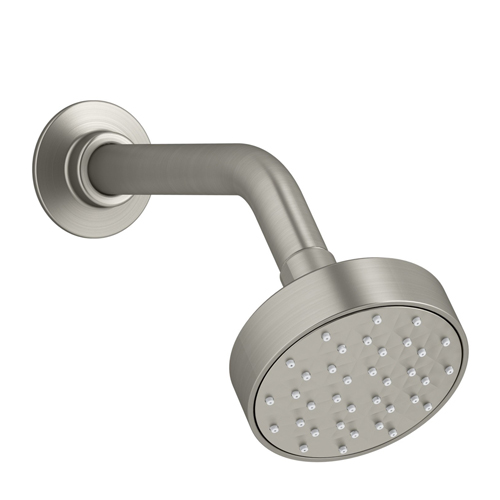 Kohler K-72417-BN Awaken G90 Single Function 1.75 GPM Showerhead - Brushed Nickel