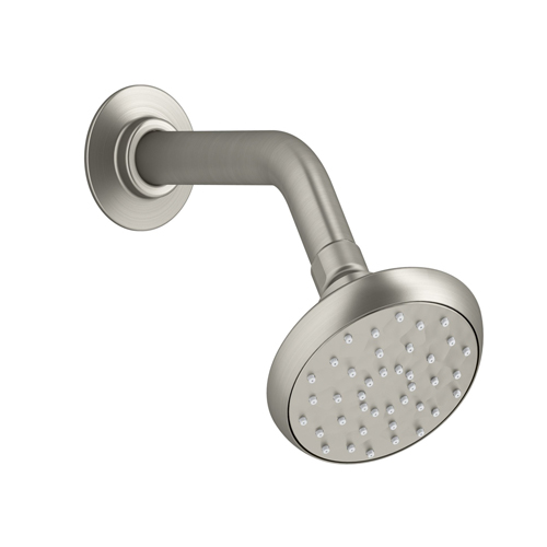 Kohler K-72423-BN Awaken Awaken B90 Single Function 1.75 GPM Showerhead - Brushed Nickel