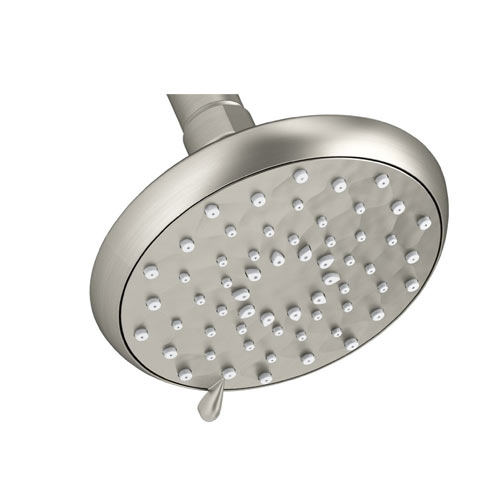 Kohler K-72425-BN Awaken B110 2.0 gpm Multifunction Showerhead - Brushed Nickel