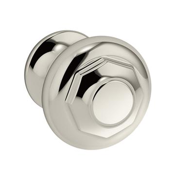 Kohler K 72578 Sn Artifacts Cabinet Knob Polished Nickel